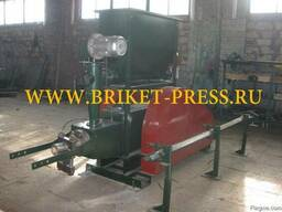 Briquette press PBU-400/800 for briquettes Nestro standart