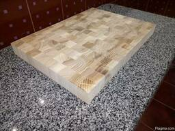 End Grain Butcher Block Countertops