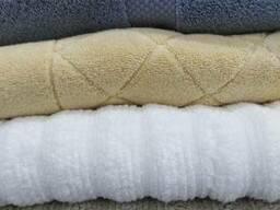 Махровые полотенца, плотность 280-750г\м .100% хлопок - фото 2