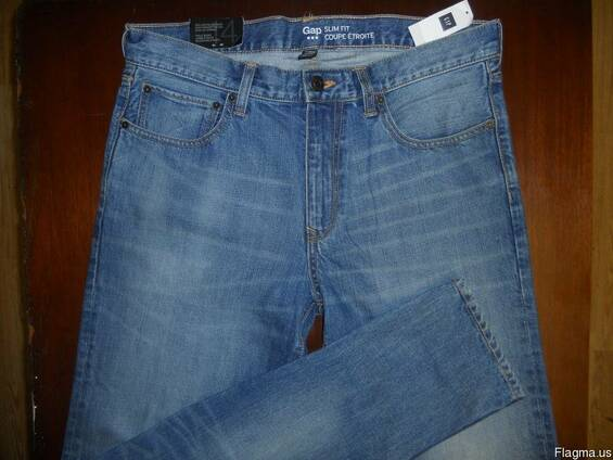 Мужские джинсы 33 пары оптом