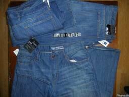 Мужские джинсы 33 пары оптом - фото 2