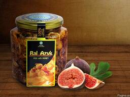 """Nuts and dried fruits in honey """"Bal Azyk"""" - photo 4"""