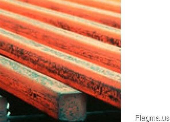 Square Steel billets for re-rolling