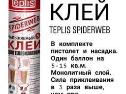 Строительный клей для теплоизоляции Teplis Spiderweb 1000ml - photo 1