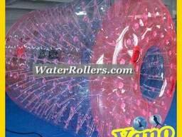 Zorb Ball Bubble Soccer Human Hamster Water Walking Roller - photo 4