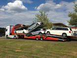 2 axle 6 Car carrier Semi-trailer new - photo 3