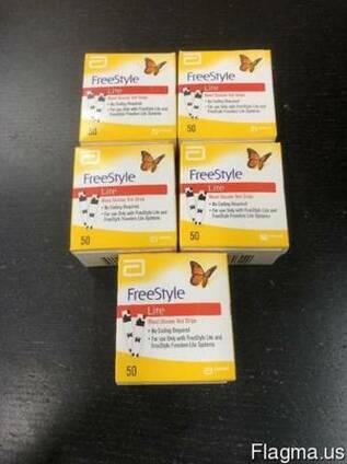 Abbott FreeStyle Lite Diabetes Test Strips for wholesale