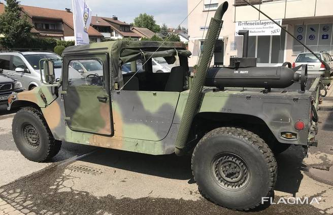 AM General Hummer H1 M1038