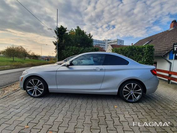 American spec. 2017 BMW 230i X Drive COUPE F 22 #65