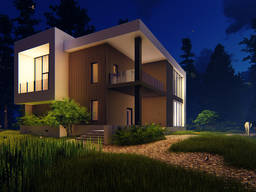 Architectural Visualization and Animation - photo 2