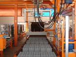 Б/У вибропресс автоматическая блок линия Universal 1000 (1300-1500 м2), 2013 г. в. - photo 12