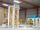 Стационарная блок-машина (вибропресс) Sumab R-500 автомат - фото 1