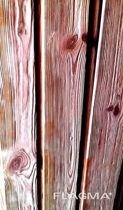 Брашированная доска/ Brushed board