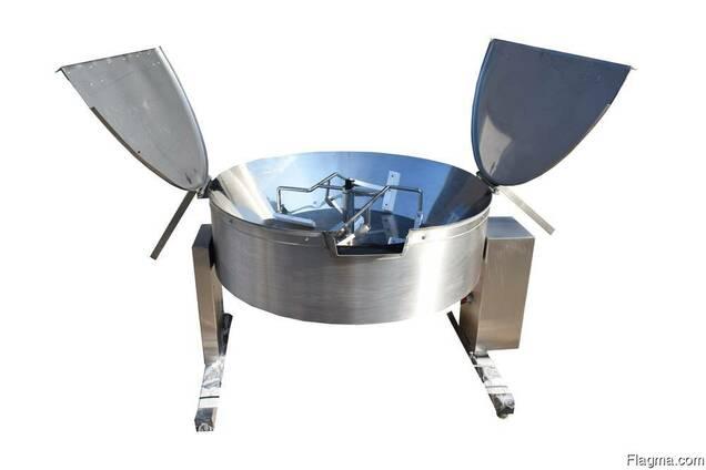 Bratt tilting pan