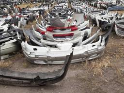 Car bumpers scrap