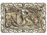"""Carved panel – """"Tamed woman"""" - photo 1"""