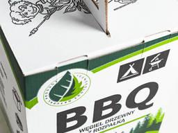 Charcoal BBQ BOX