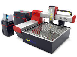 China cheap cnc water jet cutting machine