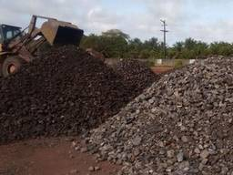 Coke, copper concentrate, aluminium, coal - photo 2
