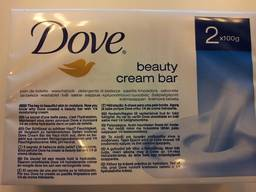 Dove Beauty Cream Bar Soap, 100g