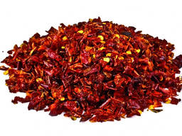 Dried bell pepper - photo 5