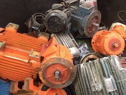 Electric motor scrap price, electric motor scrap suppliers