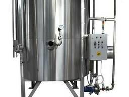 Evaporator concentrator-crystallizer