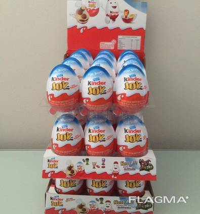 Ferrero Kinder Surprise, Kinder Joy, Kinder Bueno for sale
