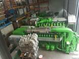 Газопоршневая электростанция SUMAB (MWM) 1200 Квт - photo 2