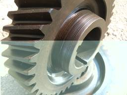 Gearwheel, gear, staft gear, toothed crown, gear box - photo 4