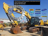 JCB JS220 excavator turntable bearings - photo 2