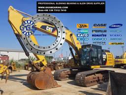 JCB JS220 excavator turntable bearings - photo 2