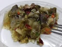 Консервированное мясо рапаны (из Украины)