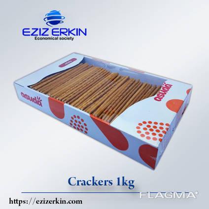 Крекеры классические «Taýajyk» - 1000грам.