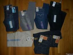 Levi's. Одежда и акцессуары оптом - фото 4