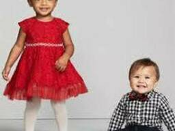 Лот брендовой детской одежды из США