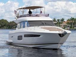Новая Luxury яхта Prestige 550 Flybridge -58 fit