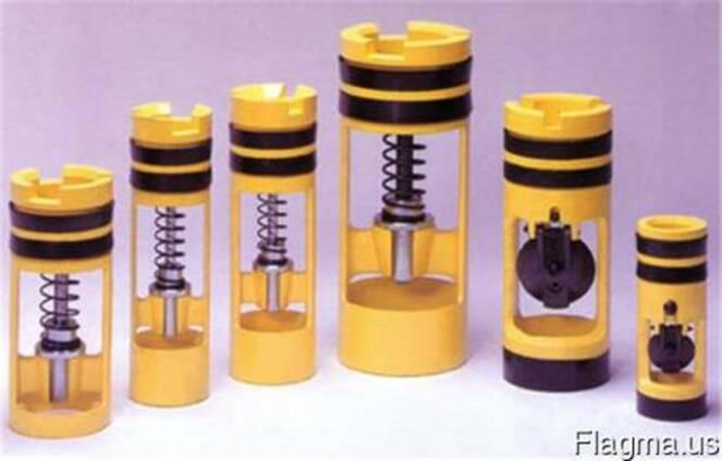Обратный клапан для бурильных колонн