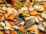 Овощи, ягоды, фрукты сушенные, пастила в ассортименте. - photo 1