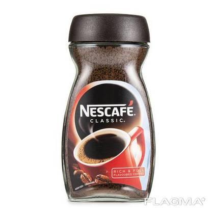 Pure Nescafe Instant Coffee Gold/Nescafe Classic
