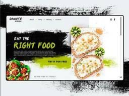 Создание сайта для продвижения Вашего бизнеса