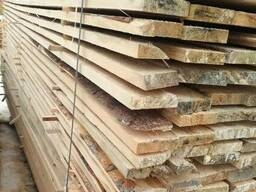 Timber from pine. Wood materials. lumber from the manufactur - photo 4