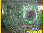 Zorb Ball Bubble Soccer Human Hamster Water Walking Roller - photo 1